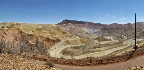 Chino / Santa Rita Copper Mine
