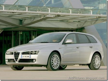 Alfa Romeo 159 Sportwagon (2006)11