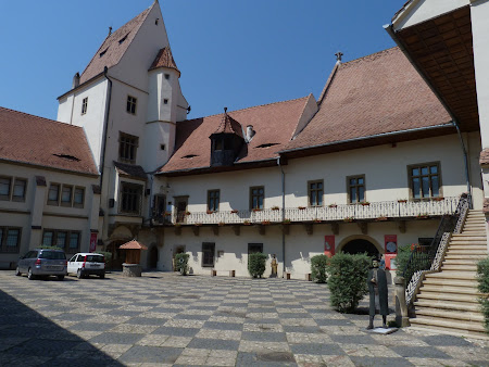 Sibiu: The Museum of History