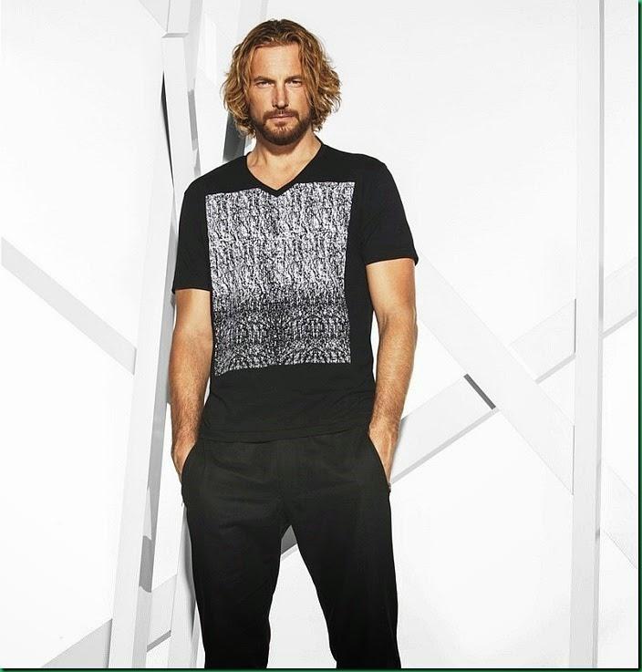 Gabriel Aubry for Macy's Inc Spring 2015