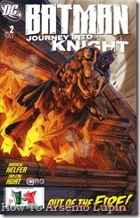 Batman - Journey Into Knight #2