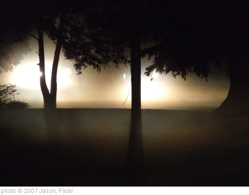 'Night fog lights' photo (c) 2007, Jason - license: http://creativecommons.org/licenses/by/2.0/
