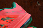 nike lebron 10 low gr watermelon 6 08 Release Reminder: Nike LeBron X Bright Mango aka Watermelon