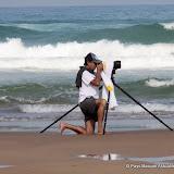 Même pour le photographe biarrot Sylvain Cazenave l'un des meilleurs spécialistes de la photo de surf