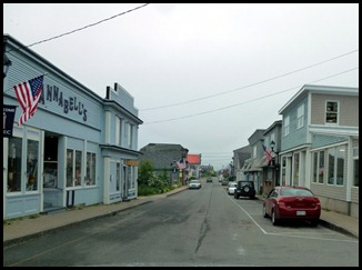 01h - visiting Lubec - Waterfront Down Town