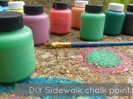 sidewalk paint 9b
