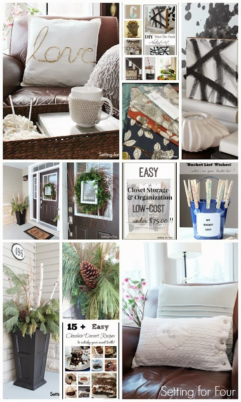 Decor, DIY and Recipe Posts