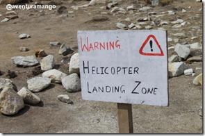 Local de pouso de Helicóptero