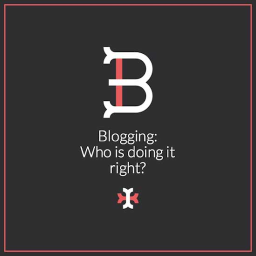 Blogging right