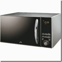 eBAy: Buy Godrej Microwave Oven 25L at Rs.6470 only