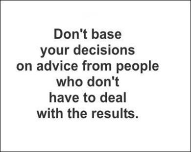 Basing Decisions
