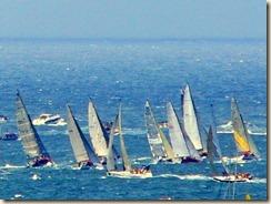 Yacht race 110