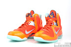 lebron9 allstar galaxy 27 web white Nike LeBron 9 All Star aka Galaxy Unreleased Sample