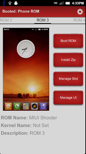 Boot Manager Pro
