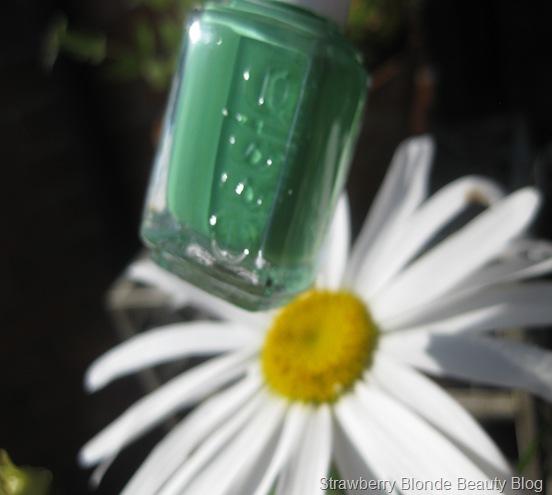 Essie Mojito Green Summer 2012