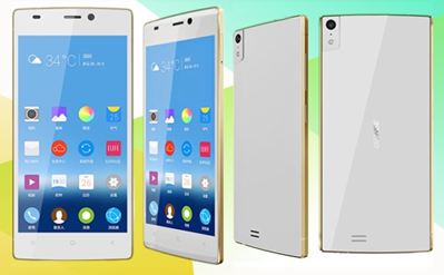 gionee elife s5