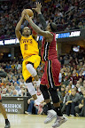 lebron james nba 130320 mia at cle 15 Tale of Two Halves, Two Pairs. LeBron, Heat Erase 27 Point Deficit for Win #24!