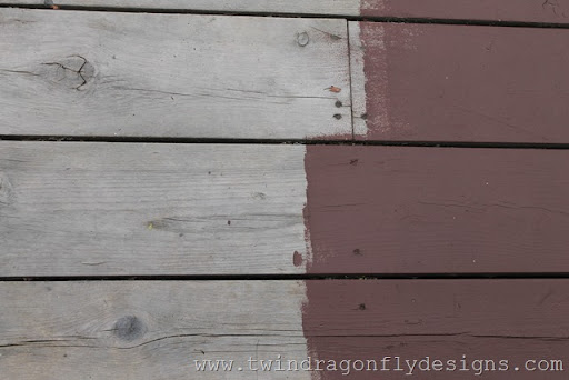 Behr Deckover Behr premium deck over paint