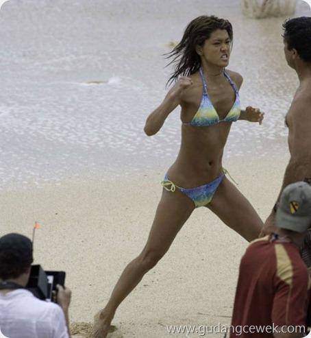 Grace Parks Hot Bikini in Hawaii || gudangcewek.com