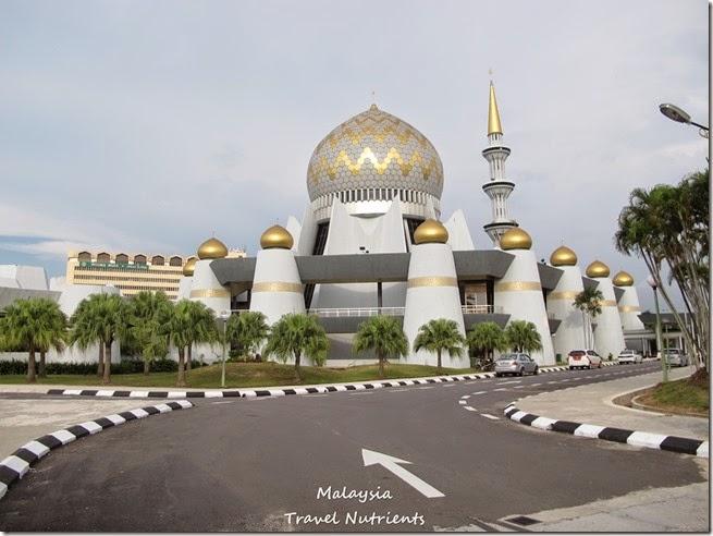沙巴亞庇 州立清真寺 (45)