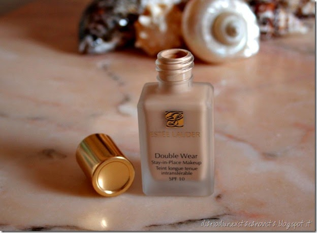 estee lauder double wear 1N2 ECRU bottle
