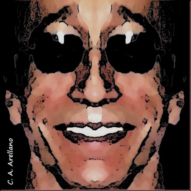 Robin Gibb_Ilustración_de_Carlos Alberto _Arellano