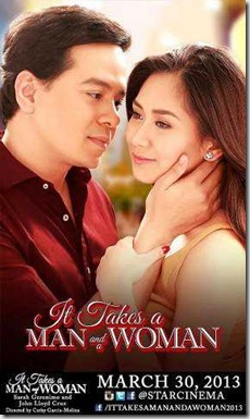 It Takes a Man and a Woman Movie Review