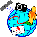 GPS Travel Recorder icon
