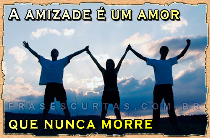Amizade Frases Curtas 2 Quotes Links