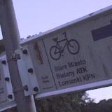 Велодоріжка у Варшаві