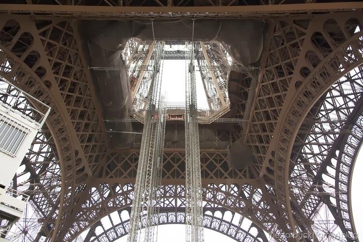 First Day in Paris-Eiffel Tower blog-16