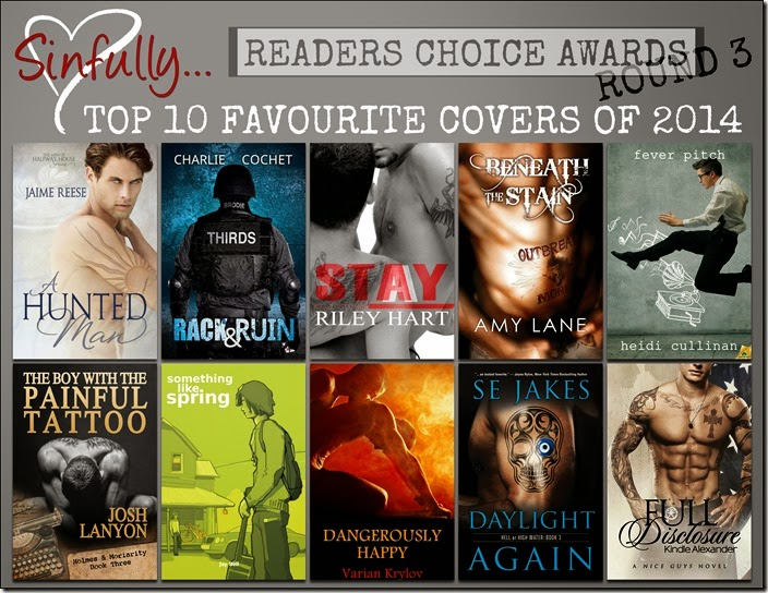 Top 10 Favourite Covers 2014