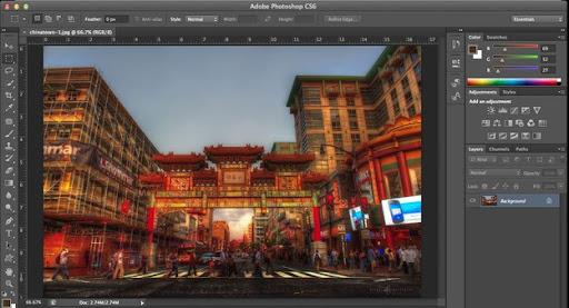 Adobe Photoshop CS6 Serial Number 2018 Crack Free Download