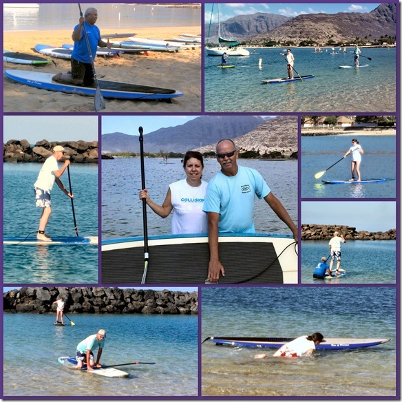 Mission Trip Adventures Stand Up Paddleboard
