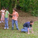 Retiro del grupo de Monaguillo - 2007