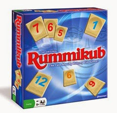 Rummikup is a fun classic family board game