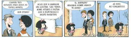 MAFALDA CONGRESSO