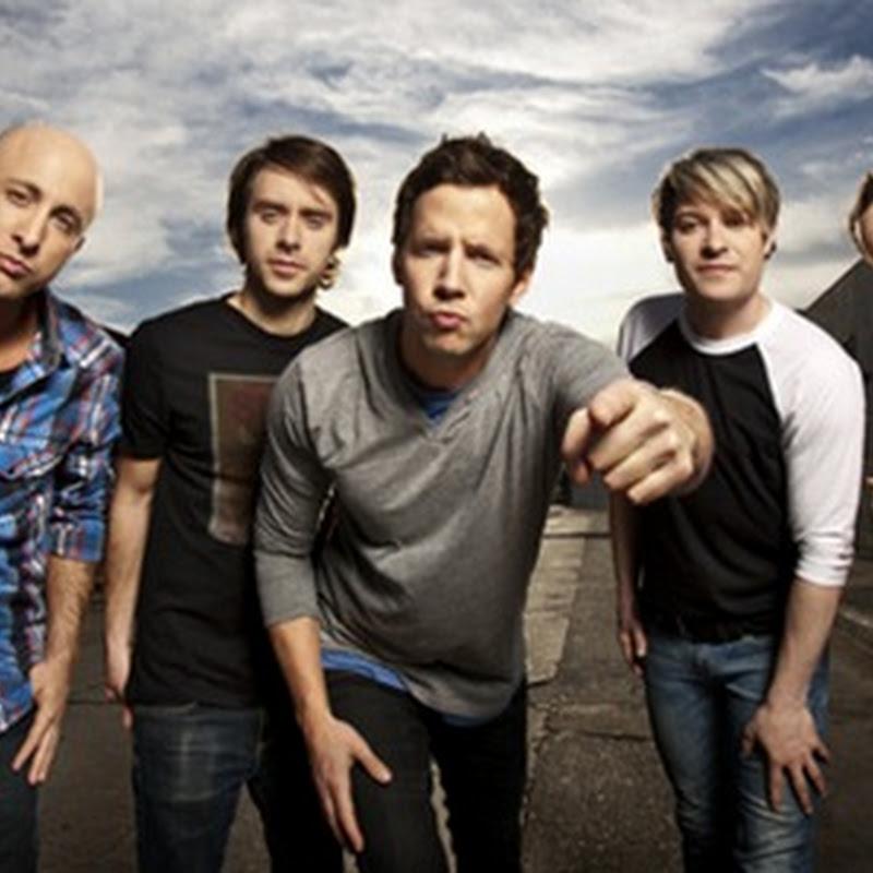 Simple Plan estreiam-se em Portugal em 2012