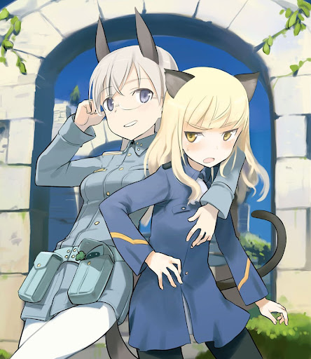 eila ilmatar juutilainen perrine clostermann shimada humikane strike witches