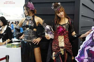 Nexon booth at G*Star 2011 – MMO for iPads and more stuff revealed