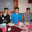 Évzáró vacsora 2012 ősz
