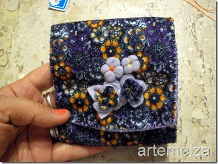 artemelza - bolsa de feltro duplo-34