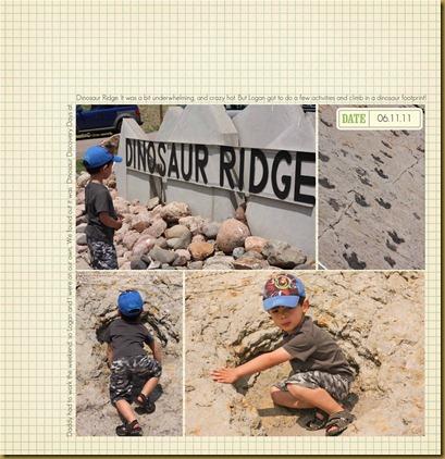 061111 Dinosaur Ridge