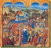 0208 bataille de Mansourah