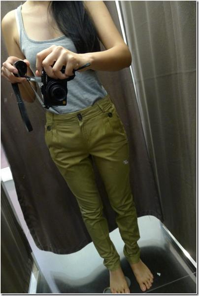 Mango camel pants