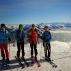 Skitour auf die Hohe Salve mit Walter Rosenauer