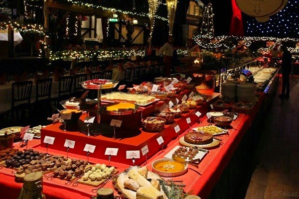Tyrols vilda julbord 2014 10