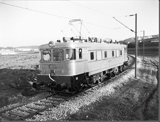 1962 Locomotiva Eléctrica (Sorefame)