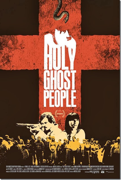Holy Ghost People SXSW poster