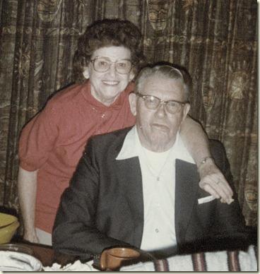 Dad & Mom at Joe & Judy's 001